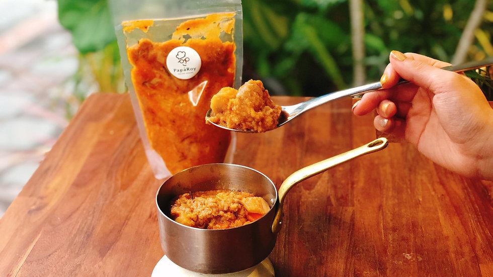馬鈴薯燉雞 調理包