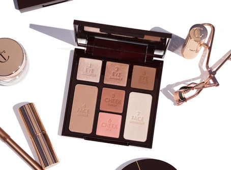 "CHARLOTTE TILBURY ""INSTANT LOOK IN A PALETTE BEAUTY GLOW"" REVIEW"