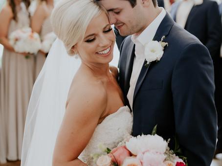 Emily & David, Married