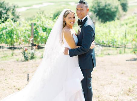Erin & J, Married