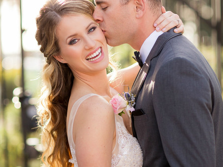 Elegant Chic Wedding Photo Shoot