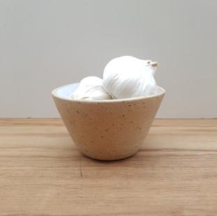 Garlic Pot Unglazed