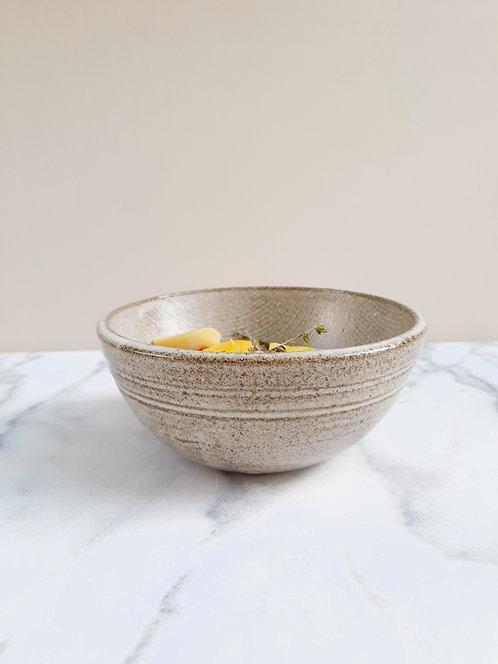 Linen Soup Bowl 15cm