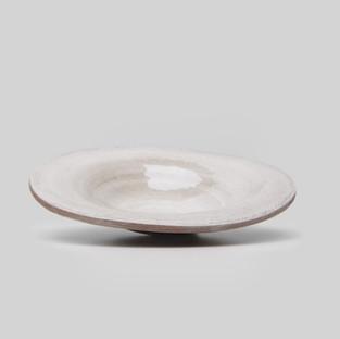 Ceramic Ivory Linen Salad Bowl e.jpg