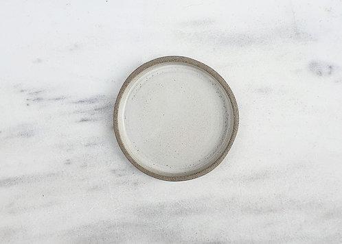 White Small Plate 15cm