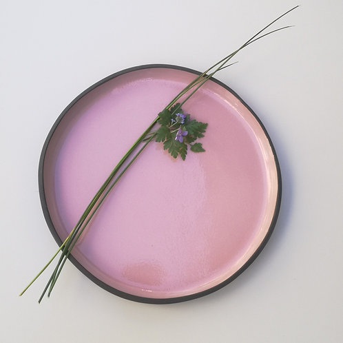 Candy Pink Dinner Plate 26cm