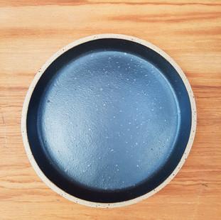Black High Lip 20x2.5cm