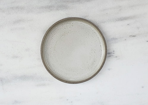 White Side Plate 19cm