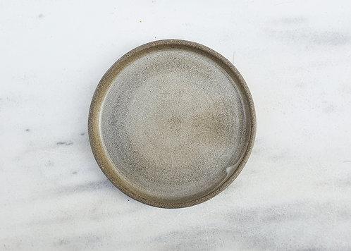 Natural Grey Side Plate 19cm
