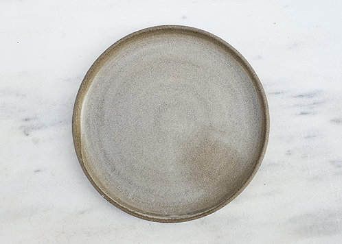 Natural Grey Dinner Plate 26cm