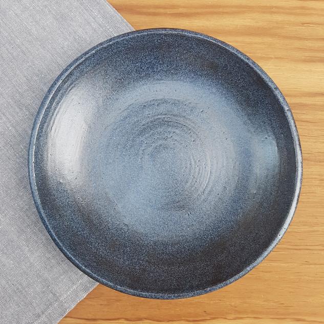 Cobalt Blue Chef Plate 23x3cm