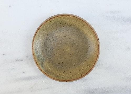 Olive Side Plate 19cm