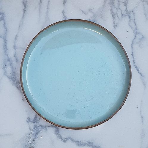 Teal Dinner Plate 26cm