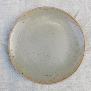Light Green Dinner Plate
