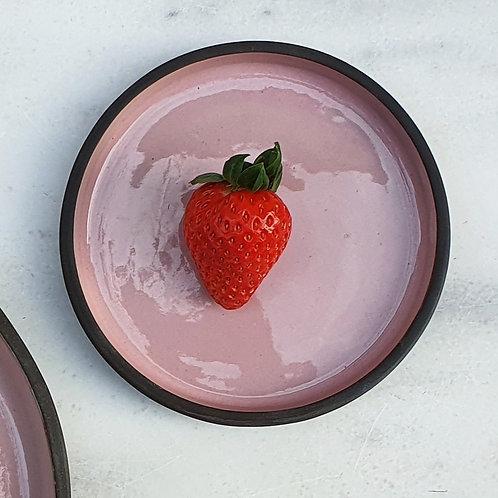 Candy Pink Dessert Plate 15cm