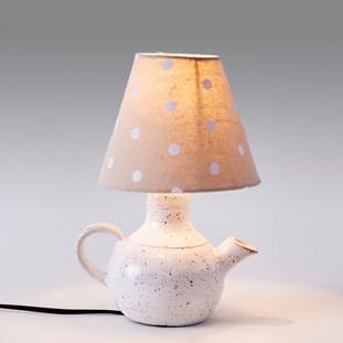Teapot Light White