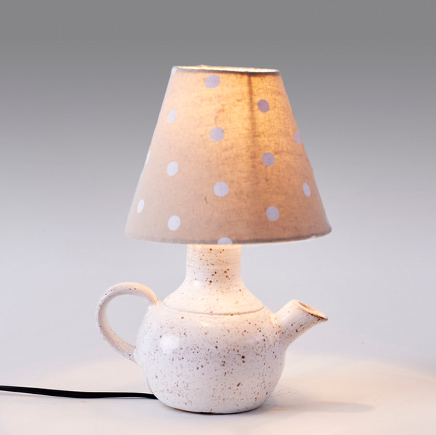 Teapot Light White