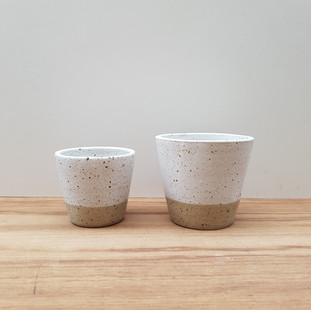 Cups with no lines