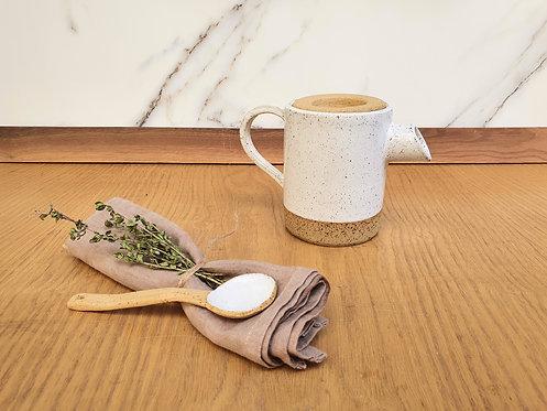 Vanilla White Tea Pot