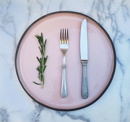 Candy Pink Platter 30cm