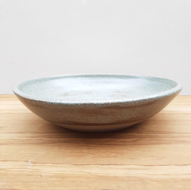 Olive Leaf Big Serving Bowl