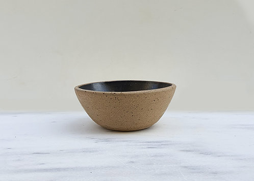 Black Soup Bowl 16cm