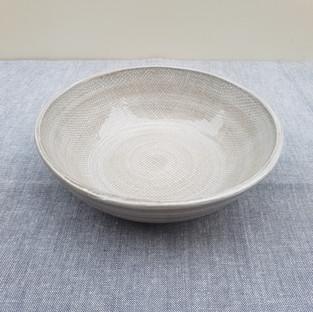 Ivory Gabi Bowl