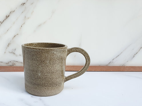 Natural Grey Coffee Mug