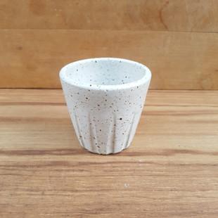 White Espresso Cup 8x5.5
