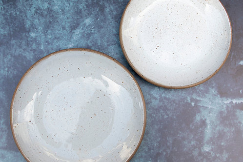 Set of 2 Small Dinner Plates