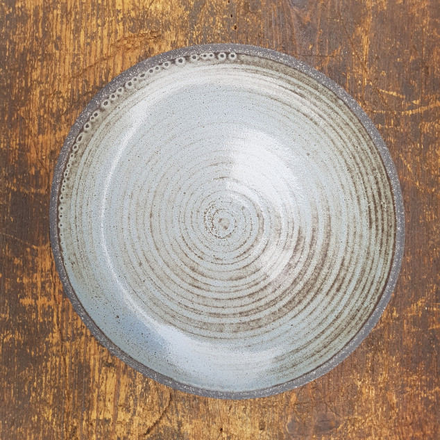 Willow Blue Plate
