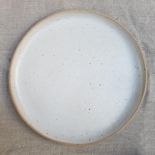 White Dinner Plate 30 cm