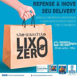 Brasileira Gourmet  e as boas práticas Lixo Zero