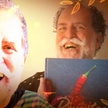 Canal Sol Brasil estreia coluna de Raul Lody