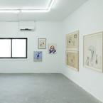 Installation View - MFA Thesis Show Bezalel Academy 2018  Photos: Gideon Levin