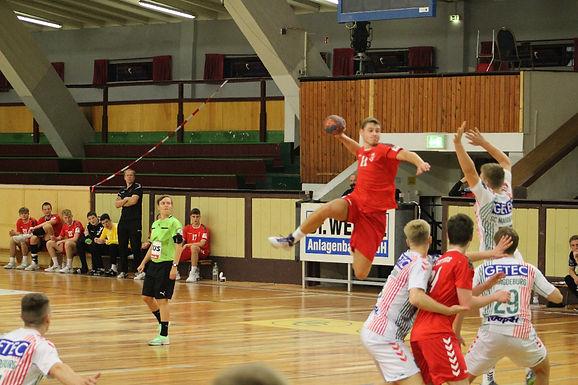 Deutliche Niederlage der U19 in Magdeburg