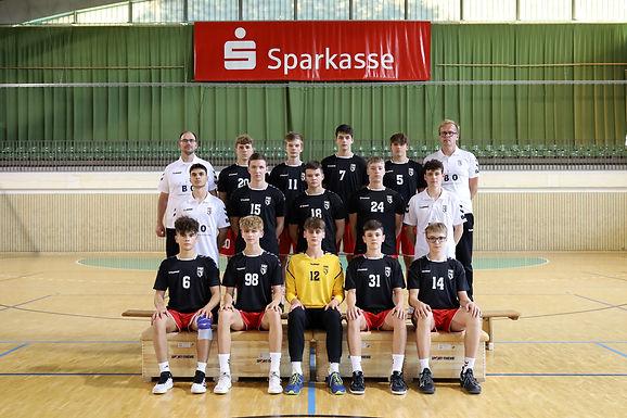 B-Jugend mit knapper Auswärtsniederlage in Dresden.