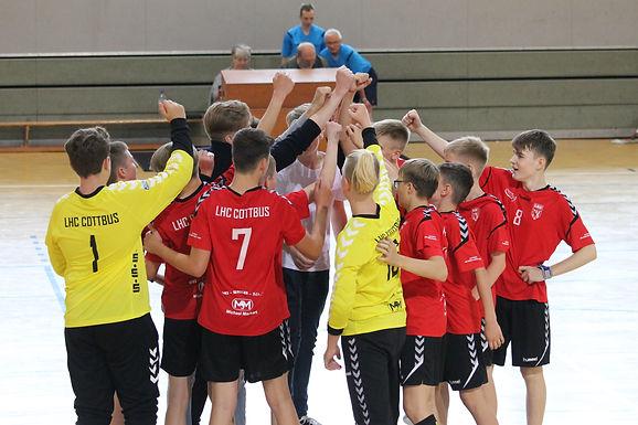 Zweiter Sieg im zweiten Spiel der U15