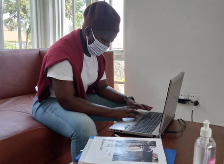 Les boursiers sont dynamiques à Goma !
