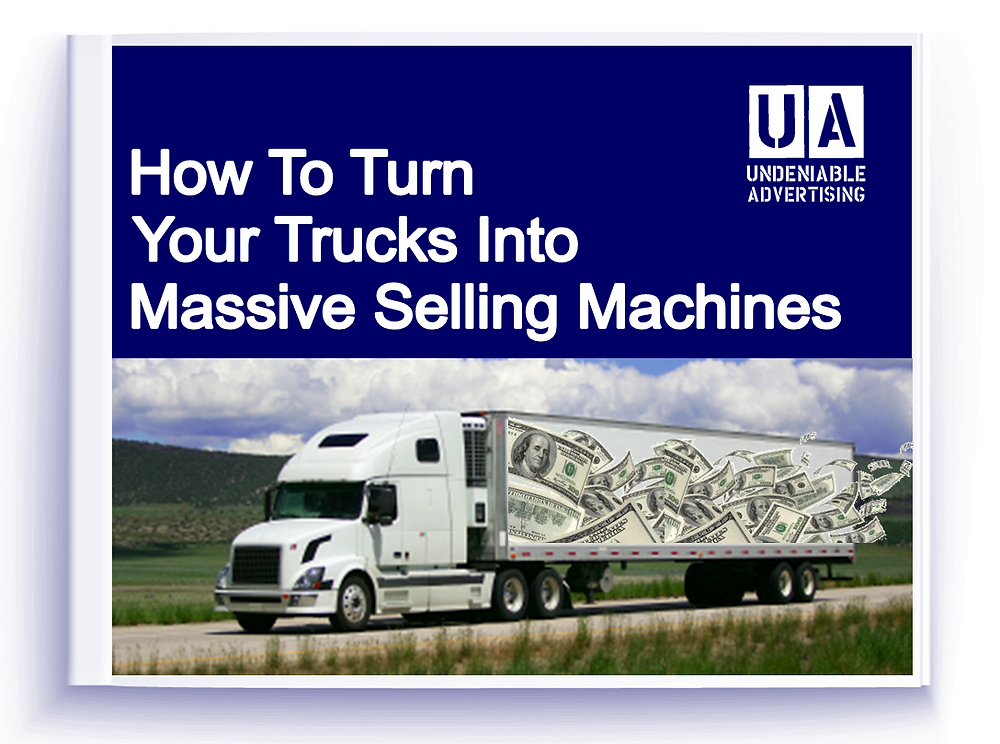 10 Rules for Killer Truck Advertising