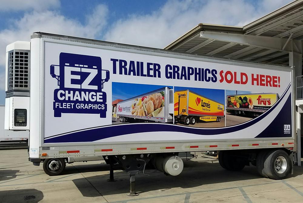 EZ-Change Fleet Graphics