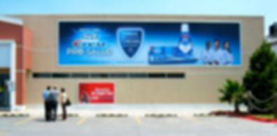 Crest Billboard