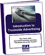 Learn how to earn money from truckside advertising