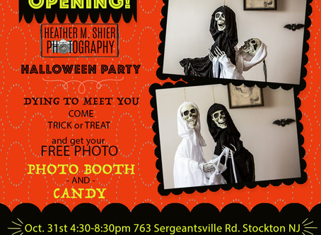 GRAND OPENING HALLOWEEN PARTY!