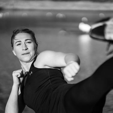 Frankie - Outdoor Fitness Shoot 28.01.19