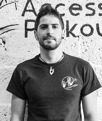 Stefano portrait Access Parkour