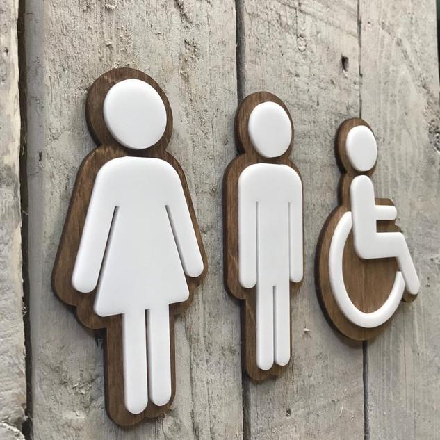 bathroom icons acrylic on wood.jpg