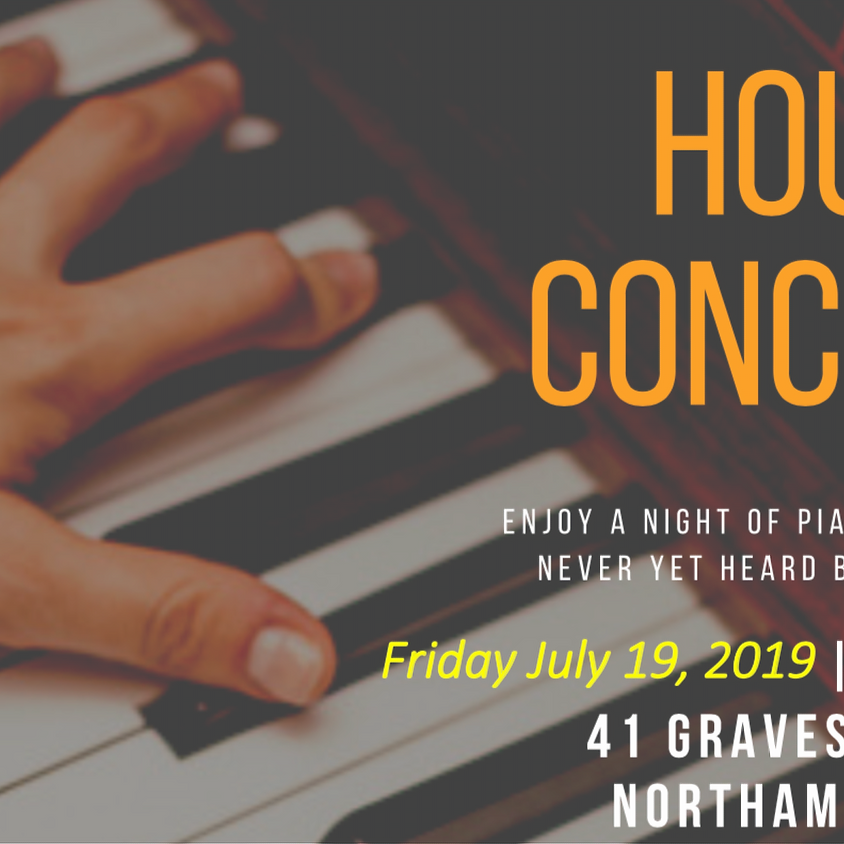 House Concert in Northampton
