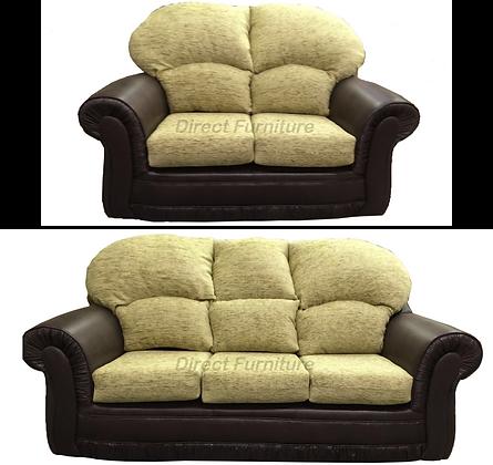 Roma 3+2 Sofa