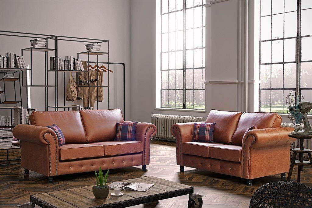 3 2 Oakland Tan Direct Furniture